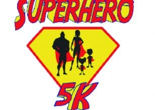 Superhero 5K Race
