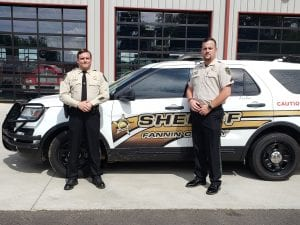 Fannin County, Georgia, Sheriff's Office, Emergency Management, EMA, EMS, First Responders, Fire Department, Paramedics, Narcan, Life Saving, Overdose, Corporal Dustin Carter, Investigator Gary Edwards